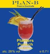Planters Punsch, 28 % Vol. Alkohol
