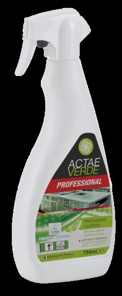 Actae Verde Professional - ökologischer Küchenreiniger, 750 ml Spray