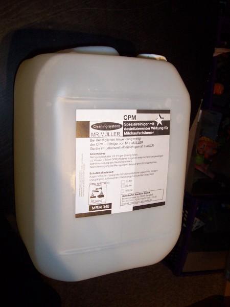 Reiniger für milchführende Teile an Kaffeemaschinen 10 Liter