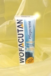 Wofacutan Pflegecreme (parfümfrei) 75 ml