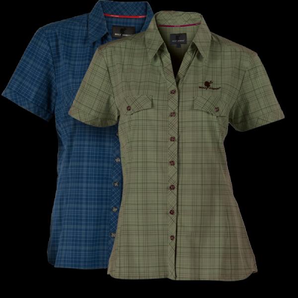 Jamaica - Federleichtes Sommerhemd